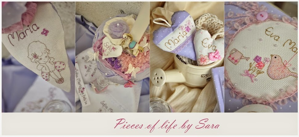 Pieces of life by Sara