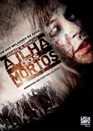 A Ilha dos Mortos BluRay Filmes Torrent Download capa