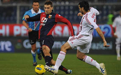 Genoa 0 - 2 AC Milan (2)