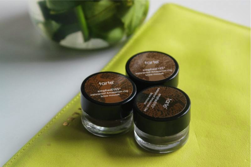 Tarte Emphaseyes Waterproof Amazonian Clay Brow Mousse