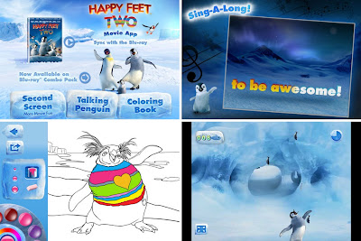 Happy Feet Two App
