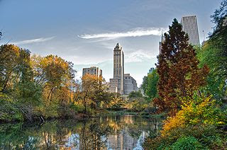 Central Park by Ed Yourdon