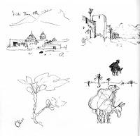 croquis y dibujos (2) Alvar Aalto