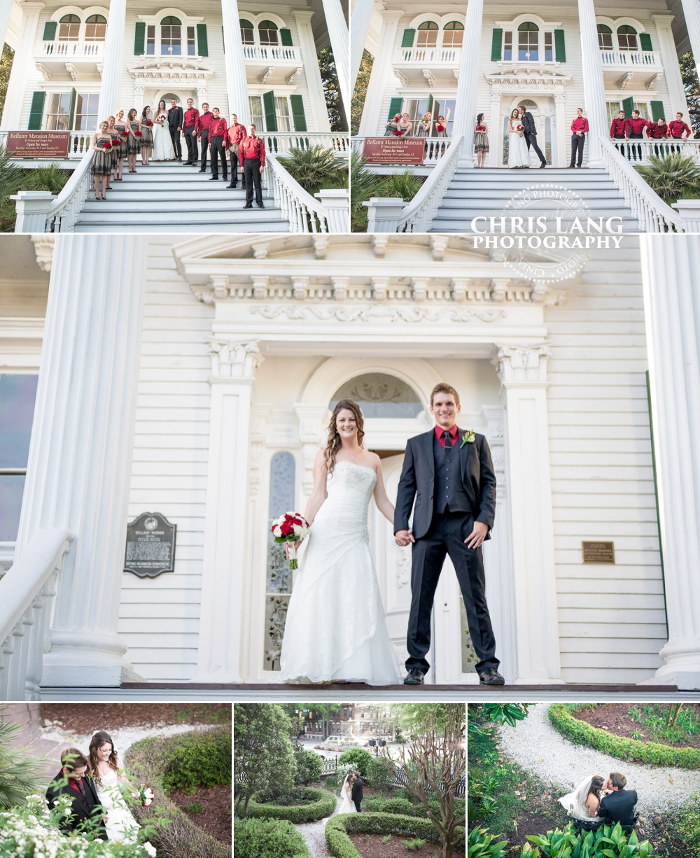 Bellamy Mansion Wedding Photography Pictures At Historic Wilmington Nc Venue Photographer