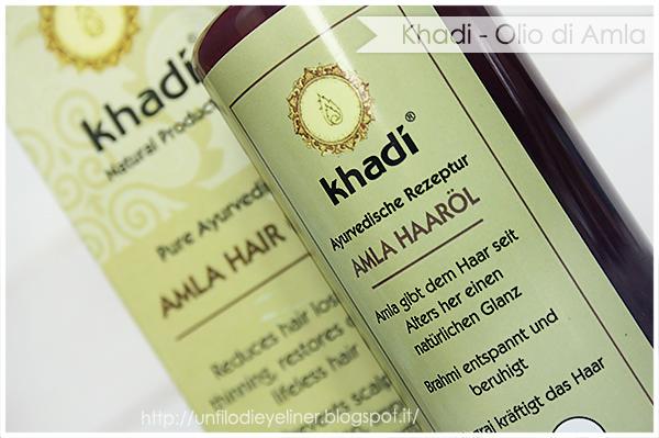 Khadi - Olio di Amla