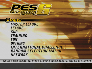 Pro Evolution Soccer (PES) 6 PC