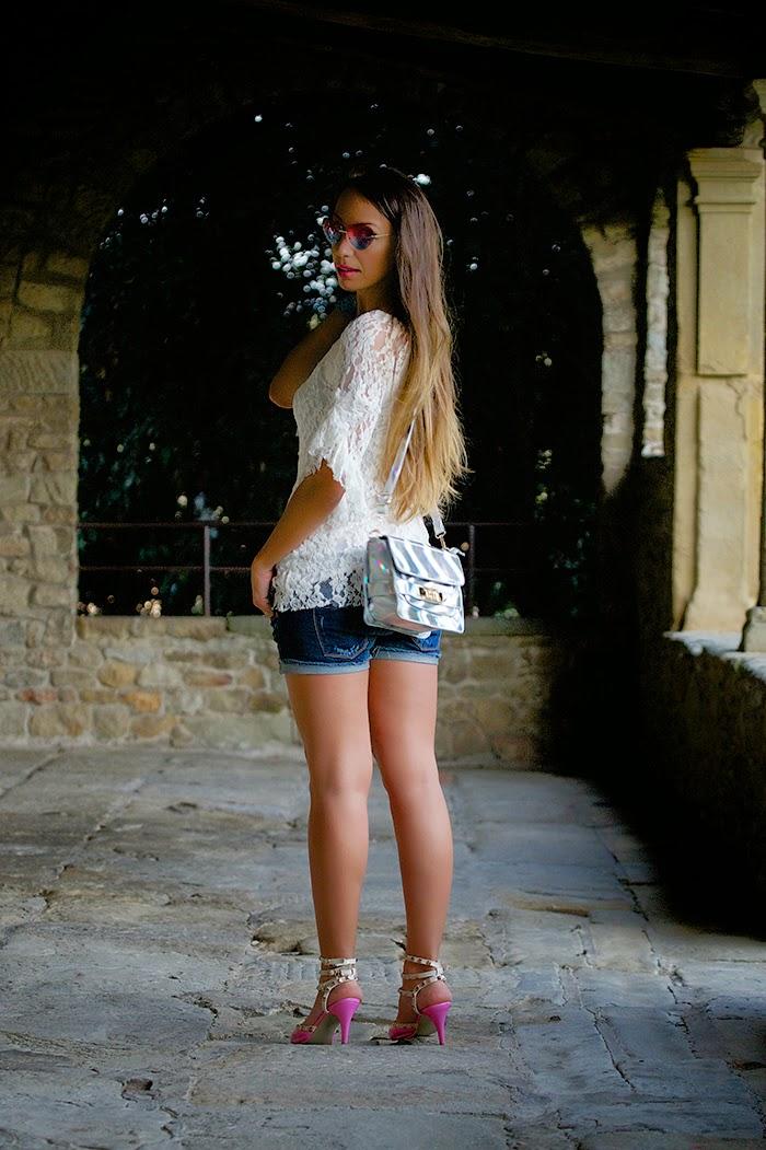 silver satchel
