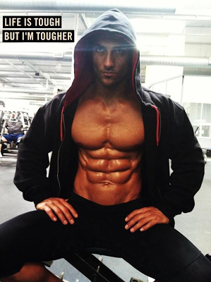 how to get six pack body without gym