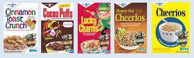 Big G Retro Cereals