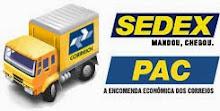 CORREIOS - SEDEX OU PAC