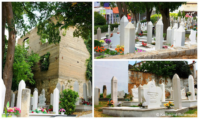 New Muslim Cemetery, Mostar, Bosnia and Herzegovina