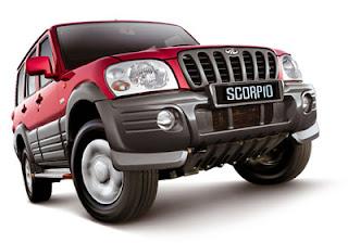 The Super SUV Mahindra Scorpio