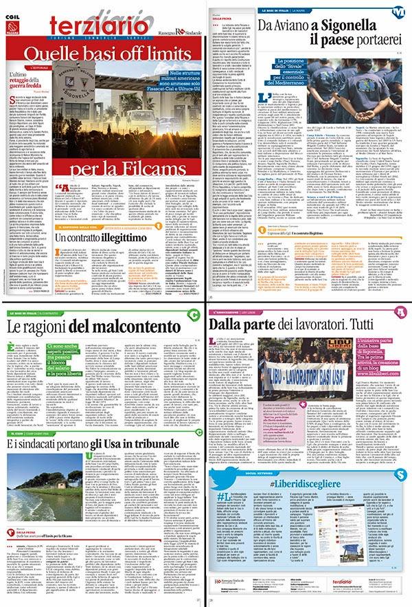 Diario Terziario dicembre 2013 - Rassegna Sindacale