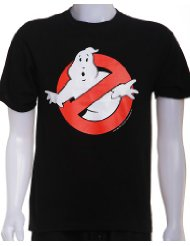 Ghostbusters Ghost Logo T-Shirt for Men