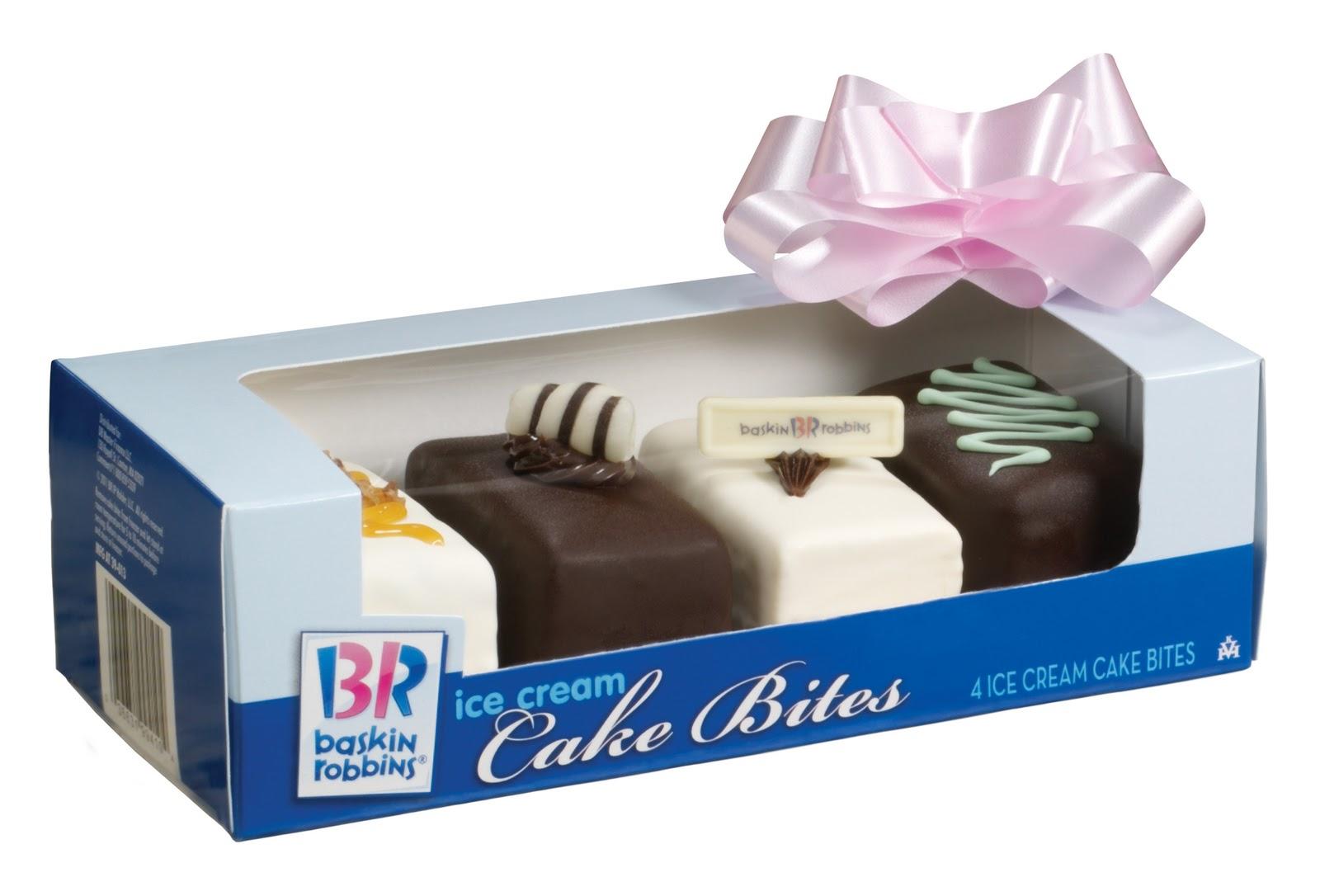 FREE IS MY LIFE: GIVEAWAY: Baskin-Robbins Cake Bites combine cake ...