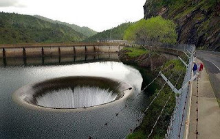 Monticello Dam - California