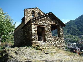 Iglesia Les Bons - Encamp - Andorra