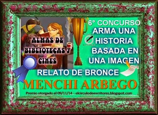 """Premio Concurso """"Arma una historia basada en una imagen"""""""