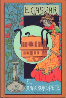 El Anacronópete, de Enrique Gaspar y Rimbau