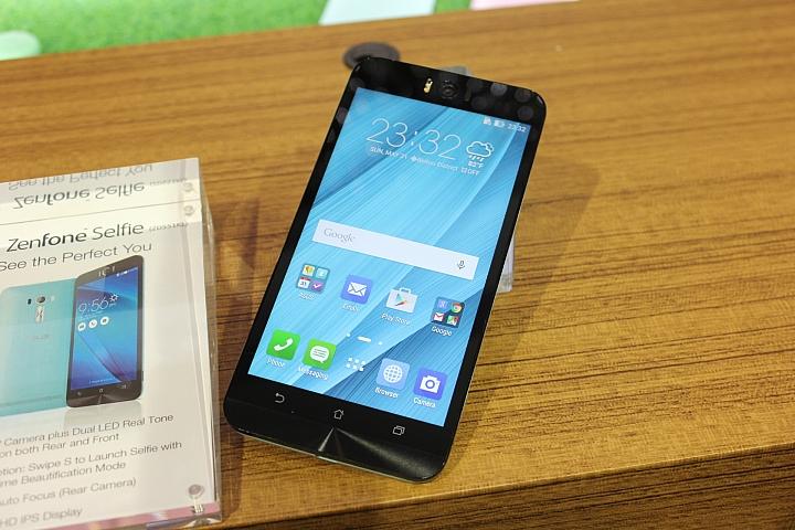Hands On ASUS Zenfone Selfie ZD551KL ZD550KL