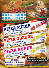 pizzaria do boy com promoções de inauguraçao