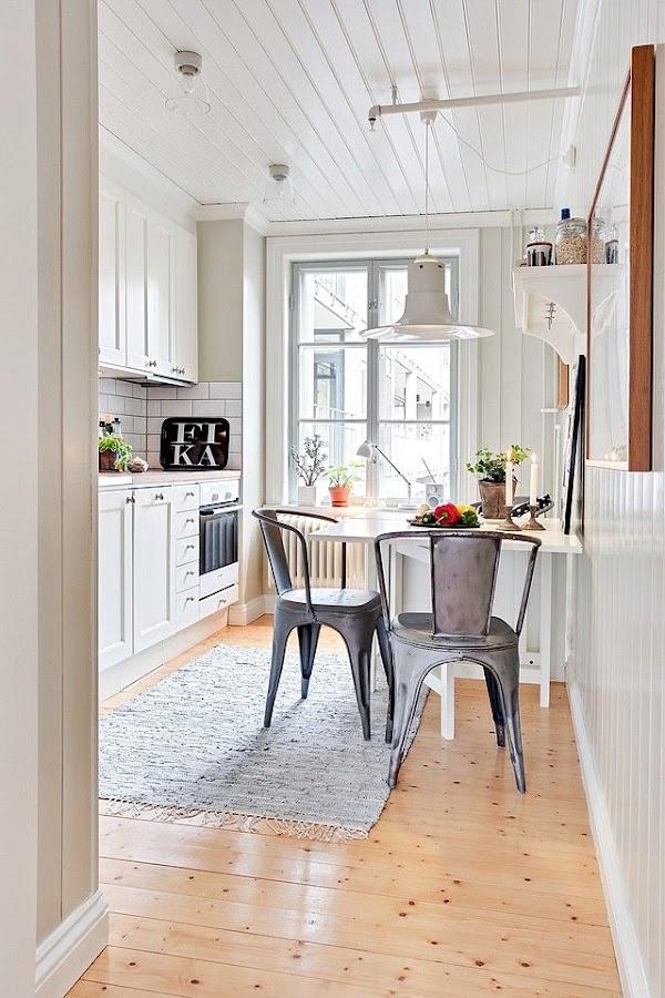 Cambiar suelo cocina sin obras - Suelo vinilico cocina ...