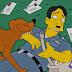 """Ver Los Simpsons online Latino 14x19 """"El perro Cobarde"""""""