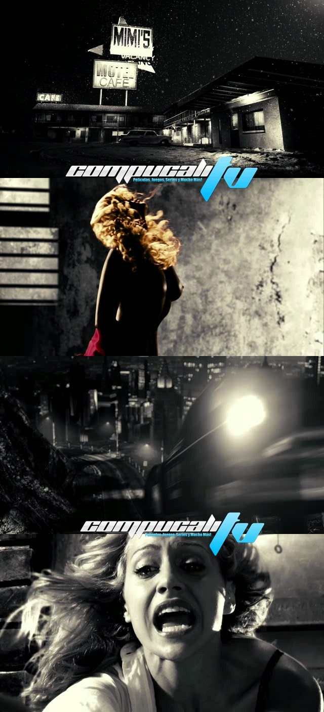 Sin City (2005) DVDRip Latino