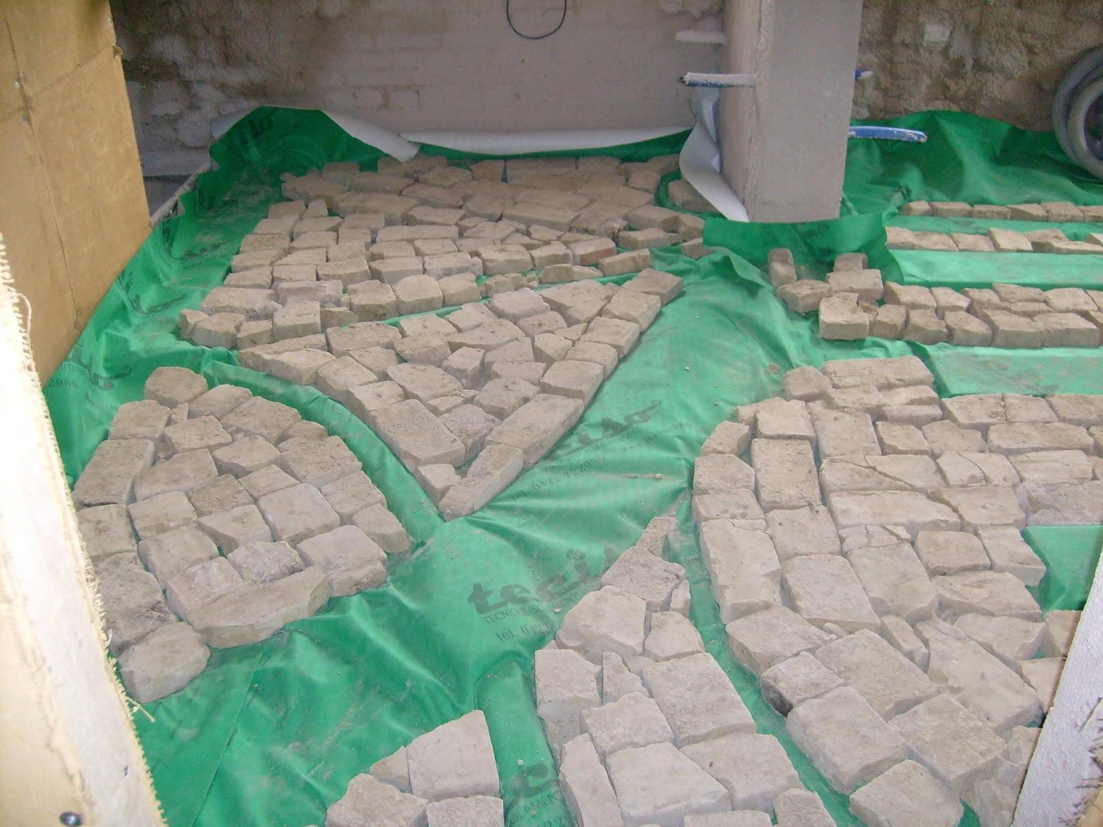 Sabbiare un soffitto mattoni : Installa e ripara