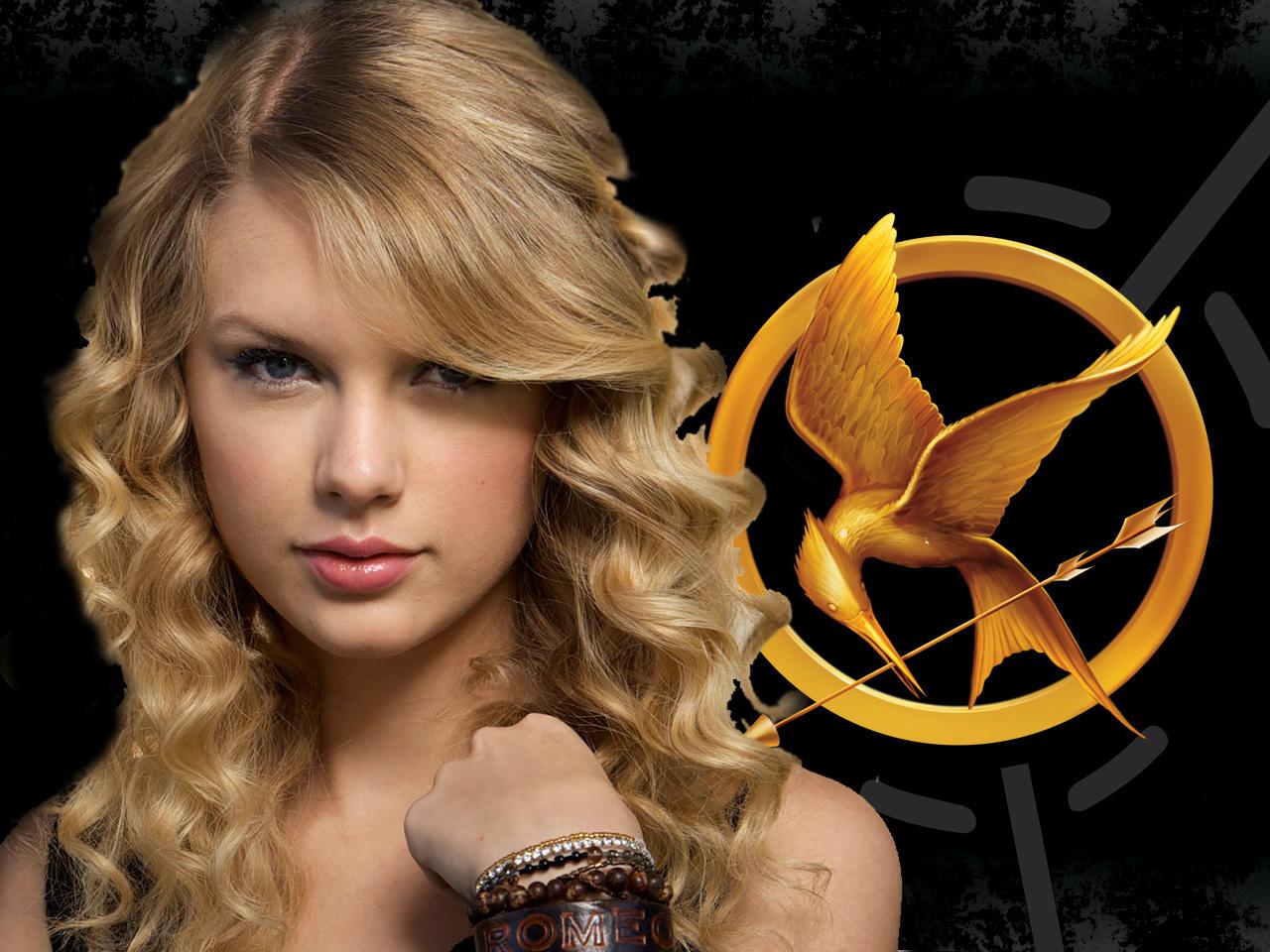 D U N I A R U K I Ost The Hunger Games Safe And Sound Taylor Swift