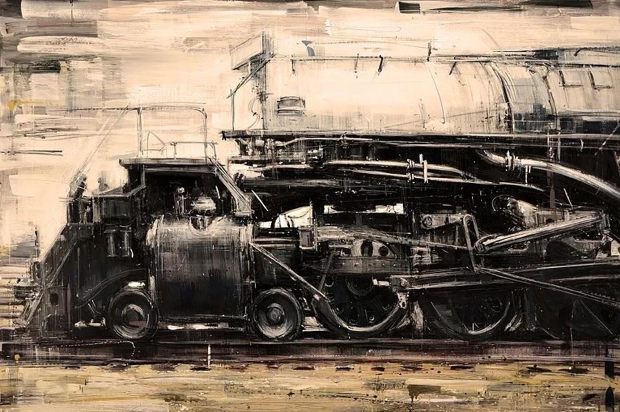nuncalosabre.Pinturas - Emilio Valerio D´Ospina