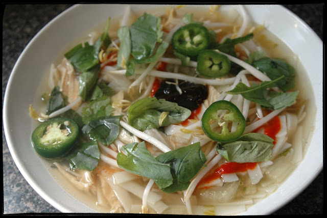 Witchery in the Kitchen: Chicken Pho - In the Crock Pot!