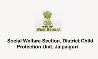 Recruitment in District Child Protection Unit (DCPU) Jalpaiguri