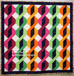 QuiltinjeanieDesigns at Cut Up and Quilt