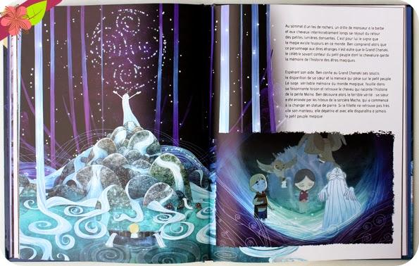 Le Chant de la mer - Le Livre-CD - éditions p'titGlénat