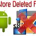 Cara Mengembalikan File Yang Terhapus Permanen di Android
