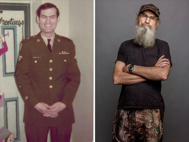 Si Robertson Before Duck Dynasty