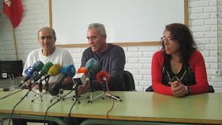 SOMOS sindicalistas apoya la puesta en libertad de Diego Cañamero