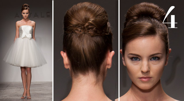 Hairstyles With Strapless Dresses