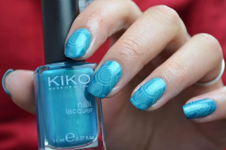 Blogparade | Stamp Your Nails #6 - KIKO Nageldesign