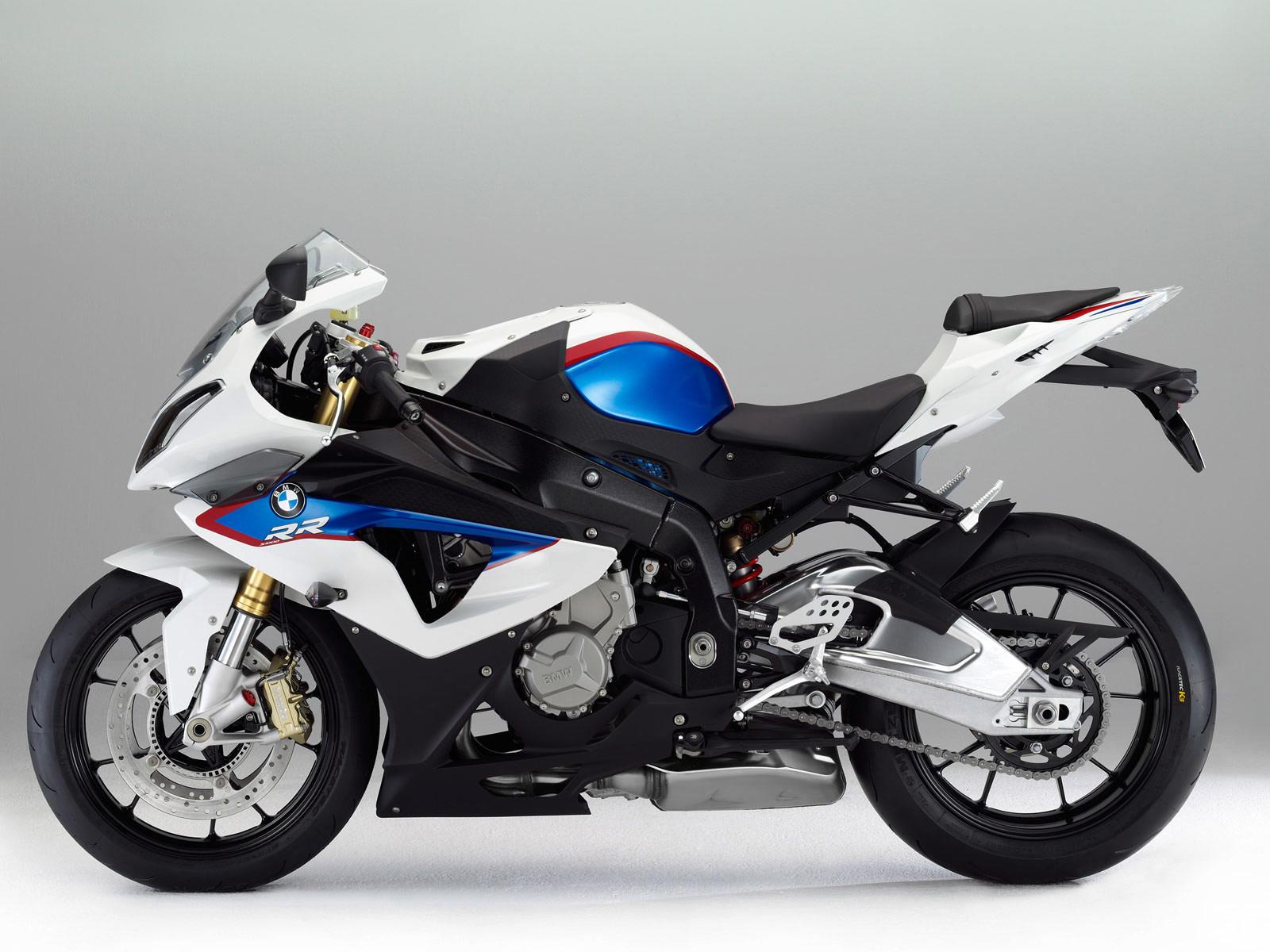2012 BMW S1000RR Motorcycle Desktop Wallpapers