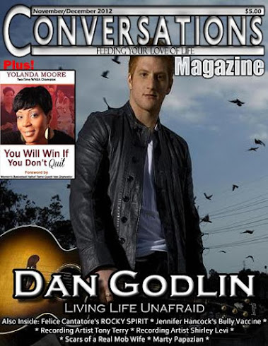 Order your Conversations Magazine's Nov./Dec. 2012 Issue Today!