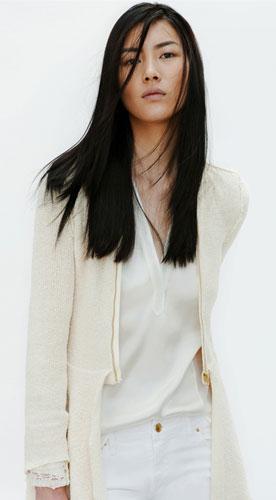Zara moda mujer primavera 2012