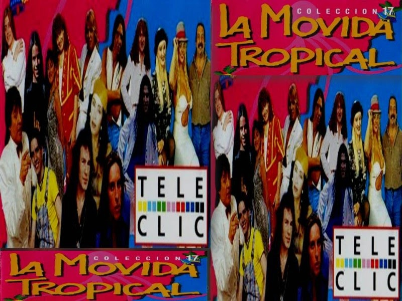 DVD LA MOVIDA TROPICAL