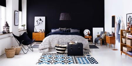 Una camera, tre stili