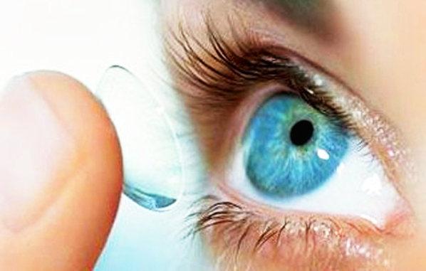 линзы контактные сахарный диабет