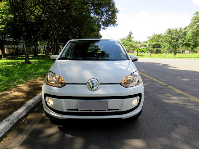 Volkswagen Up! TSI - problemas