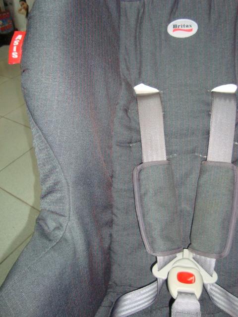 britax asis car seat instructions