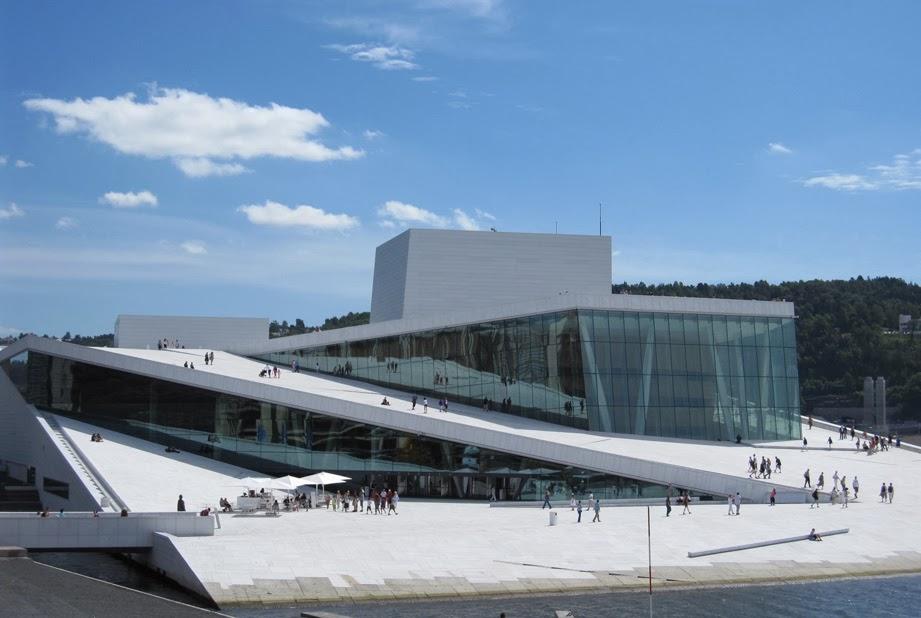 挪威奧斯陸歌劇院