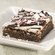 Chocolate Mint Squares